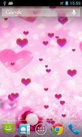 Screenshot of Heart Live Wallpaper