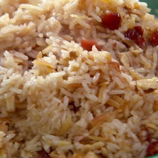 Cranberry-Walnut Rice
