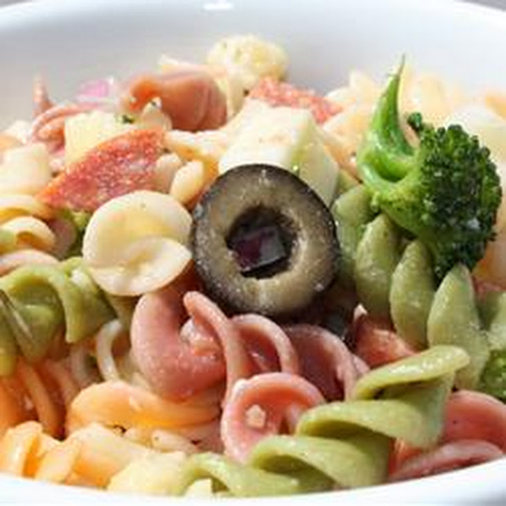 The Ultimate Pasta Salad Recipe | Yummly