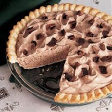 Frozen Chocolate Pie