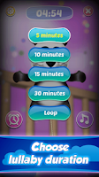 Screenshot of Baby Sleep Music – Music Box