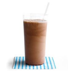 Salted Chocolate Milk