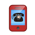 Prevention from telephone call icon