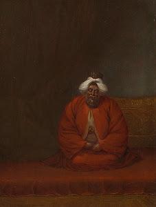 RIJKS: Jean Baptiste Vanmour: painting 1730
