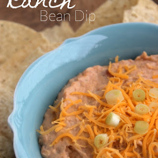 Ranch Bean Dip