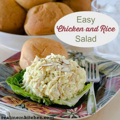 Rice A Roni Chicken Salad | Fried Rice, Rice Pudding and Brown Rice ...