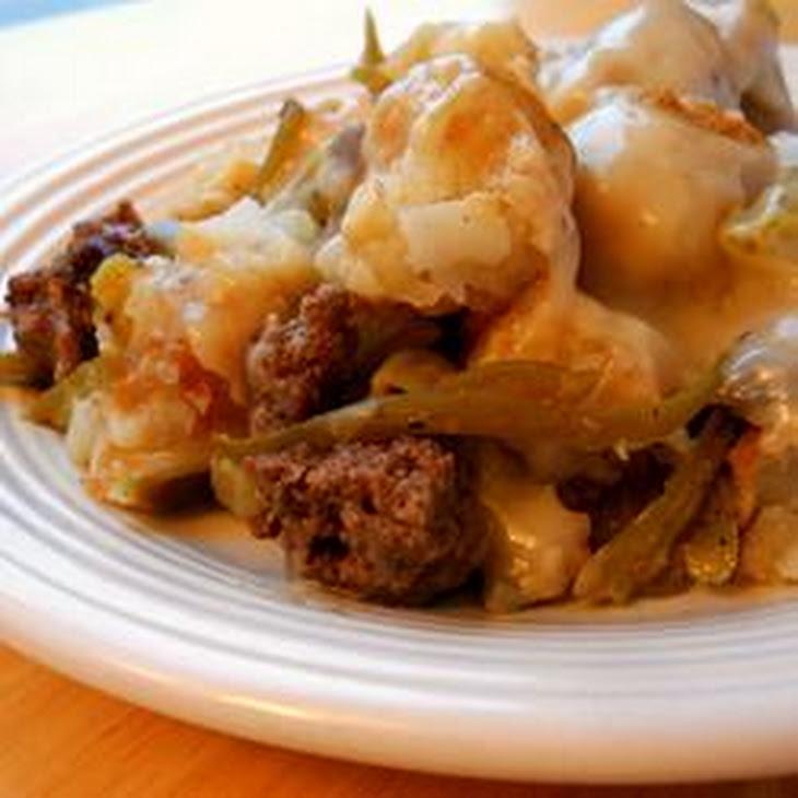 Tater Tot Hot Dish II Recipe | Yummly