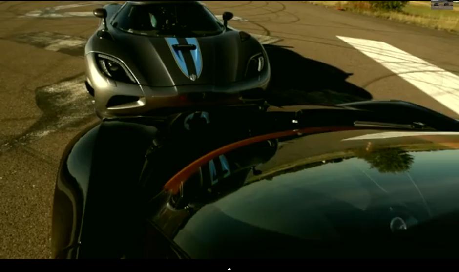 Bugatti Veyron Vitesse vs Koenigsegg Agera