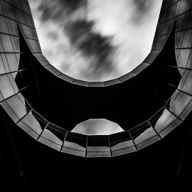The Bat Building! by Mark Evans - Buildings & Architecture Office Buildings & Hotels