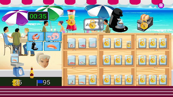 Food Restaurant - screenshot
