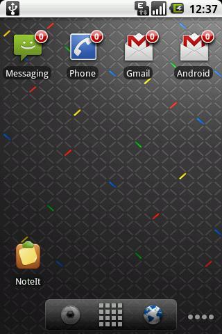 SMS Unread Count