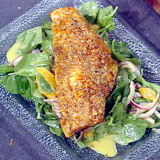Paul's Grilled Grouper