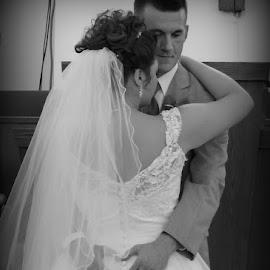 Love by Kimberly Havens-Lott - Wedding Bride & Groom ( love, peaceful, solitude, talbott, bng )