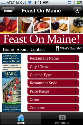 Feast on Maine III