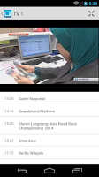 Screenshot of Malaysia Live TV