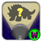 APK Game Flashlight Dinosaurs Puzzles for BB, BlackBerry