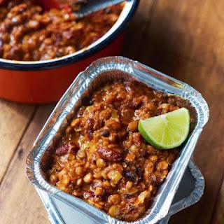 Vegetarian Chili Jamie Recipes