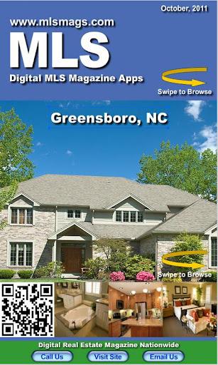 Greensboro Real Estate MLS Mag
