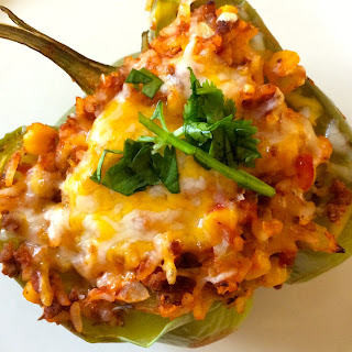 Mouth-watering Stuffed Bell Peppers