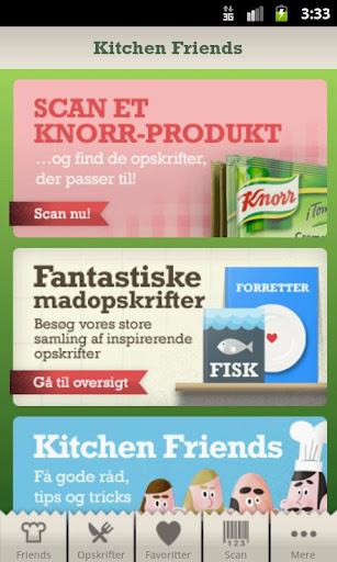 Kitchen Friends DK