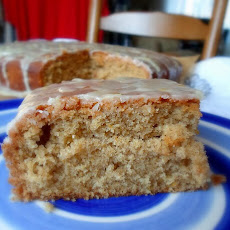 Spiced Orange Cake