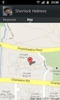 Screenshot of Handy Locator Lite