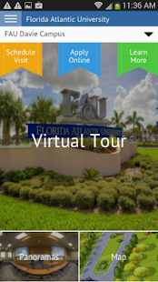 FAU Davie Campus - screenshot