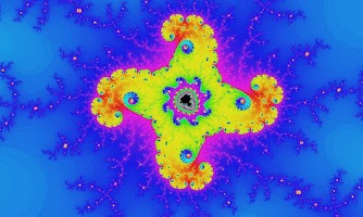 Screenshot of Fractals - PottyFract