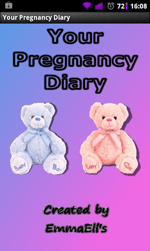 Your Pregnancy Diary