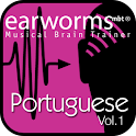 Earworms Rapid Portuguese Vol1 icon