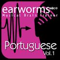 Earworms Rapid Portuguese Vol1 icon