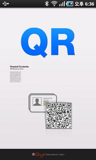 免費下載商業APP|QR 명함 app開箱文|APP開箱王