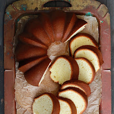 Low Fat Pound Cake
