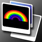 Rainbow LWP simple icon