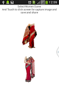 Screenshot of Women Saree Photo Shoot