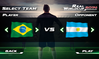 Screenshot of Football World Cup 2014 Free
