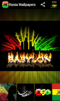 Screenshot of Rasta HD Wallpapers