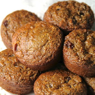 Flourless Morning Glory Muffins