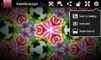 Screenshot of Kaleidoscope Ad-Free Upgrade