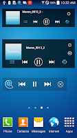 Screenshot of MAVEN Music Player (Pro)