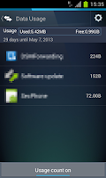 Screenshot of AVG Battery Saver & TuneUp