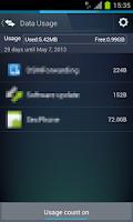 Screenshot of AVG Battery Saver & TuneUp