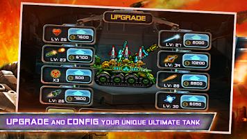 Screenshot of Tank Battle