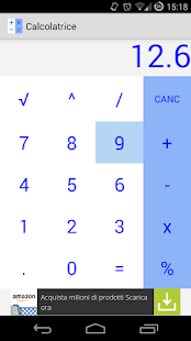 Calculator - screenshot