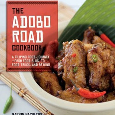 Garlic Vinegar Dipping Sauce from 'The Adobo Road Cookbook'