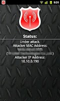 Screenshot of Wifi Protector