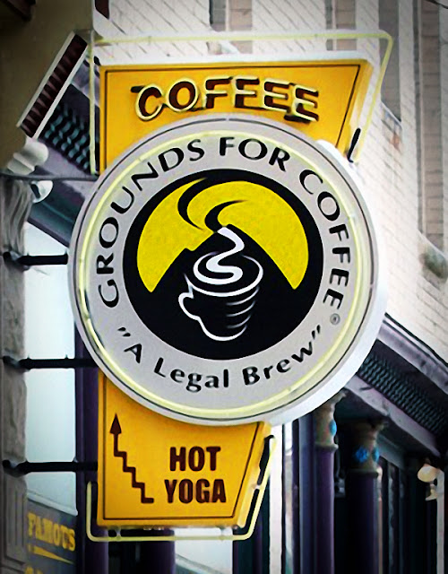 Photo from Grounds For Coffee