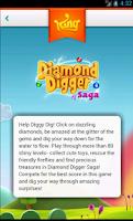 Screenshot of Diamond Digger Saga Helps Tips