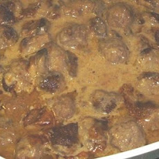 Swedish Meatballs (Or Kottbullar)
