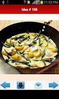 Screenshot of Garnishing Foods Ideas